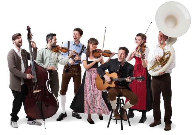 Hüttengaudi Reiseorchester